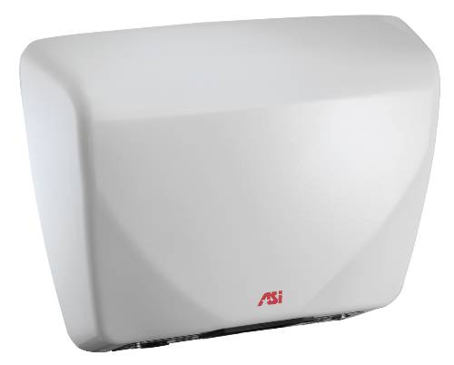 ROVAL AUTOMATIC HAND DRYER -STEEL COVER-WHITE