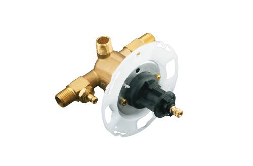 KOHLER RITE-TEMP® PRESSURE BALANCE VALVE WITH STOPS AND UNIVERSA