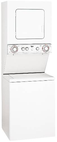 COMBINATION WASHER/ELECTRIC DRYER WHITE