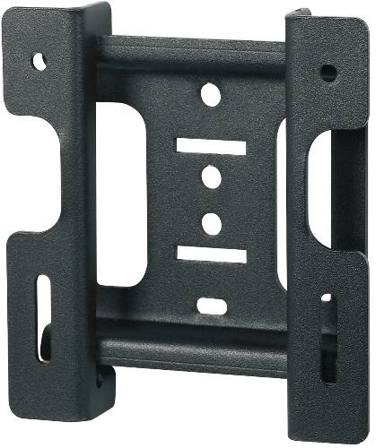 FLAT PANEL TV MOUNT FLAT TO WALL FOR 12-25 IN. SCREENS