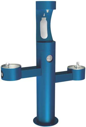 HALSEY TAYLOR OUTDOOR BOTTLE FILLING STATION
