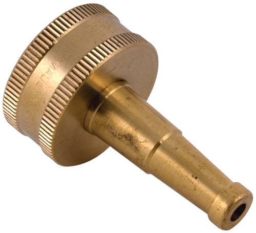 BRASS SWEEPER NOZZLE