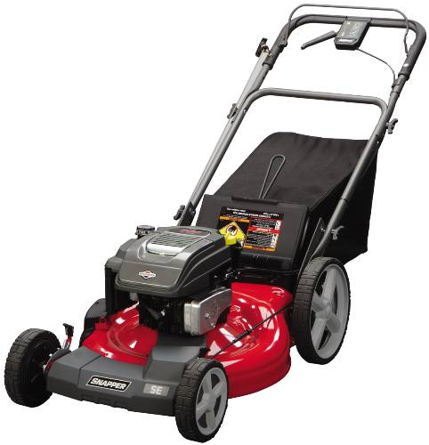 SNAPPER 22 IN. SELF-PROPELLED MOWER FRONT WHEEL DRIVE