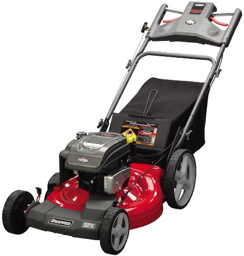 SNAPPER 22 IN. SELF-PROPELLED MOWER FRONT WHEEL DRIVE WITH REACT