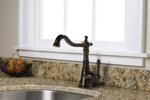 CHARLESTOWN BAR FAUCET PARISIAN BRONZE