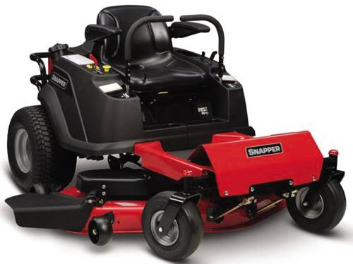 "SNAPPER 285Z 52"" ZERO TURN MOWER"