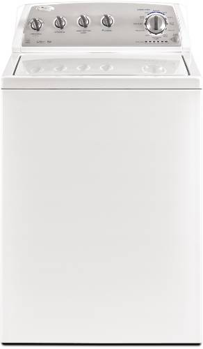 WHIRLPOOL WASHER TOP LOAD 4.3 CU. FT. WHITE