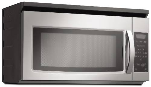 AMANA OVER-THE-RANGE MICROWAVE 1.5 CU. FT. STAINLESS STEEL