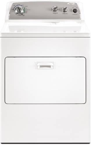 WHIRLPOOL ELECTRIC DRYER 7.0 CU. FT. WHITE
