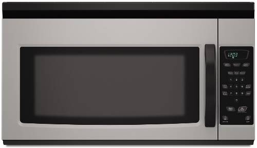 AMANA OVER-THE-RANGE MICROWAVE 1.5 CU. FT. SILVER