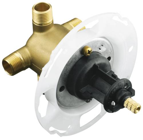 KOHLER RITE-TEMP® PRESSURE BALANCE VALVE WITH UNIVERSAL INLETS