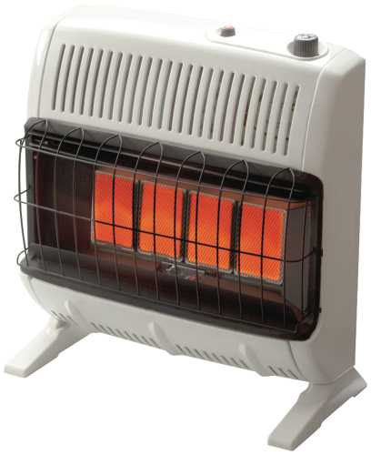 INFRARED HEATER 30K NATURAL GAS VENT FREE