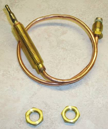 THERMOCOUPLE 12 INCH FINISHED