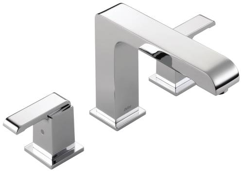 DELTA ARZO ROMAN TUB TRIM, CHROME
