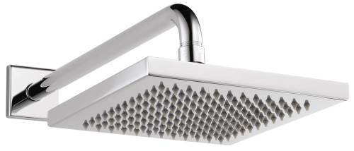 DELTA ARZO TOUCH-CLEAN RAINCAN SHOWER HEAD ASSEMBLY, CHROME