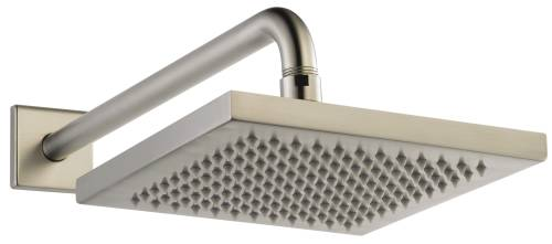 DELTA ARZO TOUCH-CLEAN RAINCAN SHOWER HEAD ASSEMBLY, STAINLESS