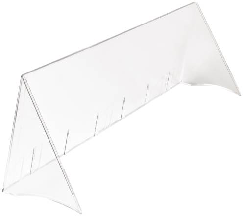 POLYCARBONATE AIR DEFLECTOR FOR FRIEDRICH