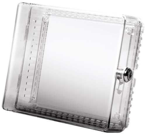 POLYCARBONATE THERMOSTAT COVER LARGE