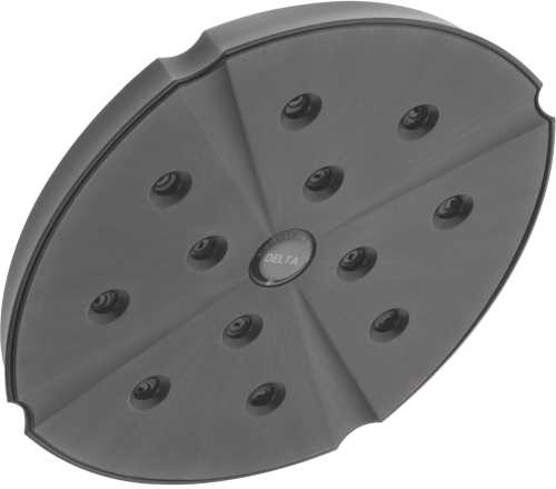 DELTA ADDISON RAINCAN SHOWER HEAD, VENETIAN BRONZE