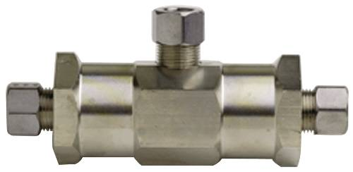 MIXING VALVE 3/8 IN. CONNECT IN LINE CHECK