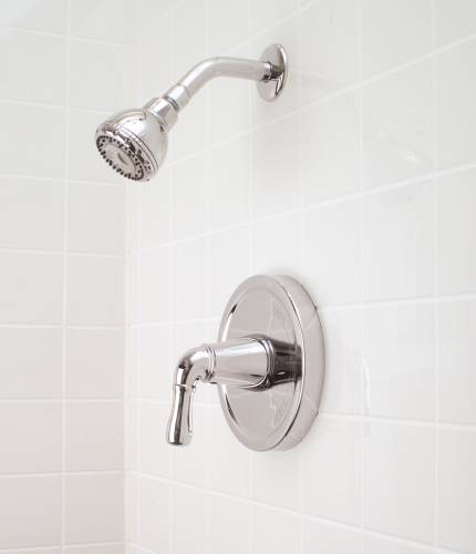 SANIBEL SHOWER FAUCET CHROME SINGLE HANDLE