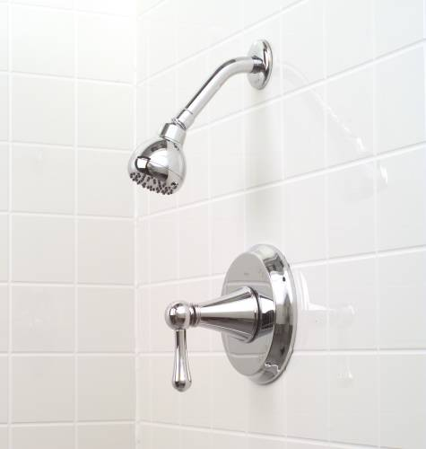 SONOMA SHOWER FAUCET CHROME