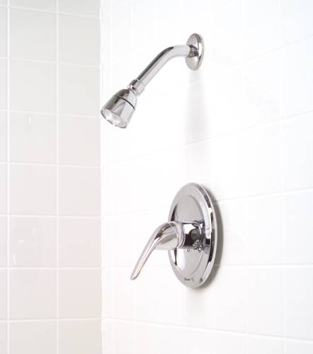 BAYVIEW SHOWER FAUCET WASHERLESS CHROME FINISH