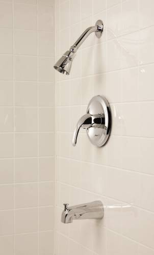 WESTLAKE TUB & SHOWER FAUCET CHROME FINISH