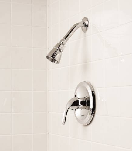 WESTLAKE SHOWER FAUCET CHROME FINISH