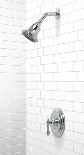 CHARLESTOWN TUB & SHOWER FAUCET CHROME FINISH