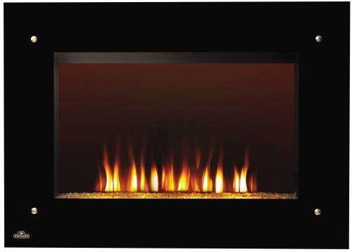 EF39S ELECTRIC FIREPLACE WITH REMOTE