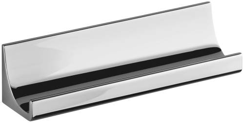 LOURE 3 IN. DOOR PULL, POLISHED CHROME