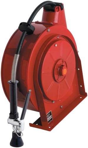 HOSE REEL ASSEMBLY WITH COVER 3/8 IN. NPT FEMALE THREAD INLET