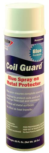 COIL GUARD AEROSOL - BLUE