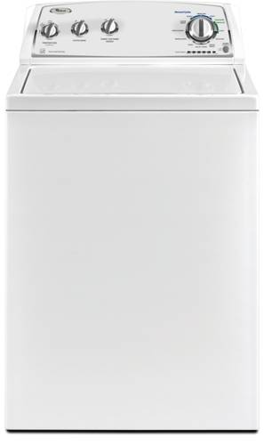 WHIRLPOOL TRADITIONAL TOP LOAD WASHER WITH ENERGY STAR® QUALIFIC