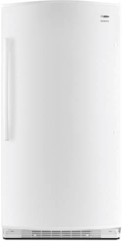 WHIRLPOOL UPRIGHT FREEZER 20.3 CU. FT. WHITE