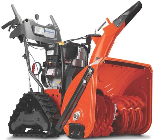 HUSQVARNA TWO STAGE SNOW THROWER 30 IN. CLEARING