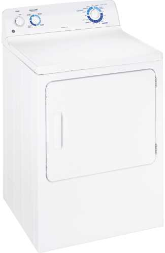 "GE 27"" FRONT-LOAD ELECTRIC DRYER WITH 7.0 CU. FT. CAPACITY"