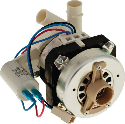 DISHWASHER MOTOR-PUMP