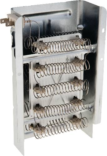 DRYER HEATING ELEMENT ASSEMBLY, 220 VOLTS.