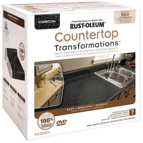 RUST-OLEUM® COUNTERTOP TRANSFORMATIONS KIT CHARCOAL