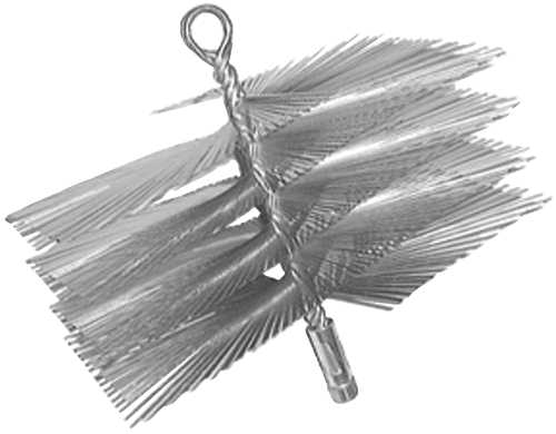 CHIMNEY BRUSH, 8 IN. X 12 IN. RECTANGULAR, 3/8 IN. NPSM, SWEEP'S