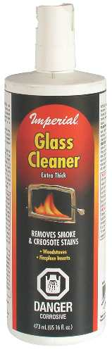 GLASS CLEANER, 16OZ