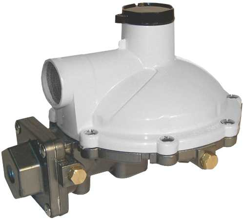 CAVAGNA NORTH AMERICA 2 PSI REGULATOR, 3/4 IN. FNPT INLET X 3/4