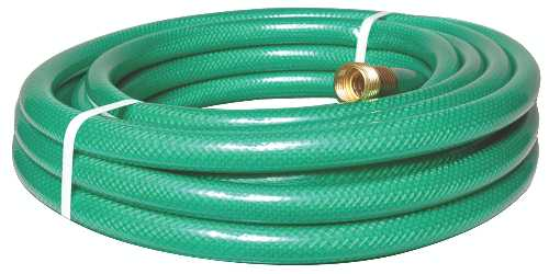 ULTRATECH ULTRA-PIPE DRIP DIVERTER® HOSE, 25 FT. LONG, GREEN