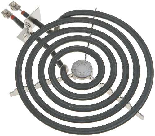 GE STOVE BURNER SURFACE ELEMENT 6 IN. WITH PORCELAIN INSULATOR