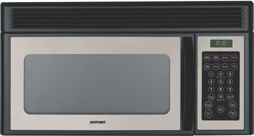 GE MICROWAVE OVEN OVER-THE-RANGE 1.4 CU. FT. STAINLESS STEEL