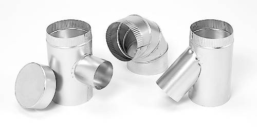 FLEXI-LINER ALUMINUM GAS RELINING CONNECTOR/JOINER 3""