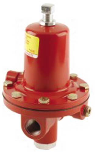 GAS REGULATOR HIGH PRESSURE ANHYDROUS AMMONIA 1,650 CFH