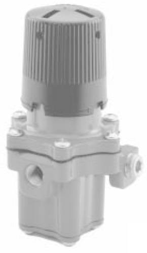 "GAS REGULATOR HIGH PRESSURE DIAL CAP 1,200,000 BTU 1/4"" FPT"